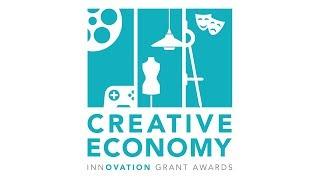2017 Creative Economy: innOVATION Grant Awards