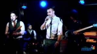 Bryn Christopher - Fearless (Live @ MSN Xclusives)