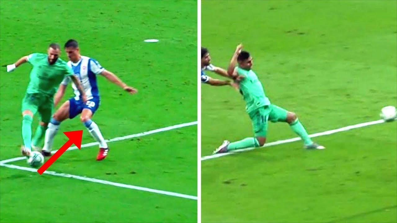 Чудо-пас БЕНЗЕМА и гол КАЗЕМИРО вывели Реал в лидеры Ла Лиги! Лучшие моменты недели