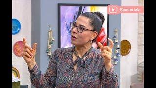 Fizyoterapist Uzman Dr. Elif Güveloğlu, kanser savar gıdaları Ezgi Sertel'e anlatıyor