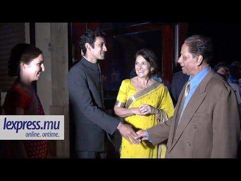 People: Un parterre d'invités politiques au mariage du fils de Vishnu Lutchmeenaraidoo