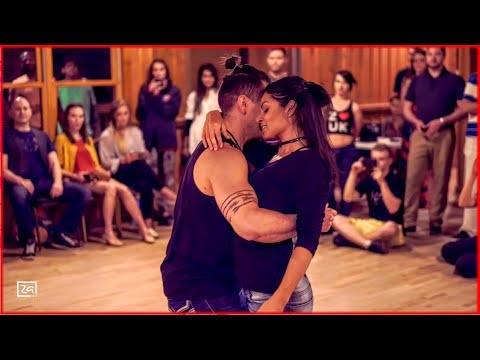 SoMo - Ride - Diego Borges & Jessica Pachecho Zouk Dance Workshop In Atlanta