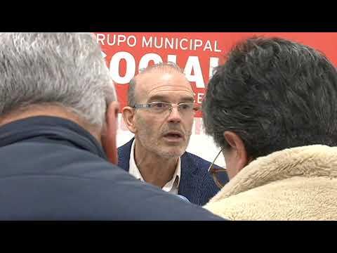 Celso Campos renuncia a la candidatura del PSOE 20 3 19