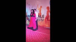 Salsa -Dance performance (Raj Bharadwaj-namita bharadwaj )(coreography by -anjali Thakur)