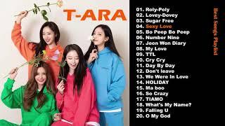 Download T-ARA 티아라 Best Songs Playlist 2021