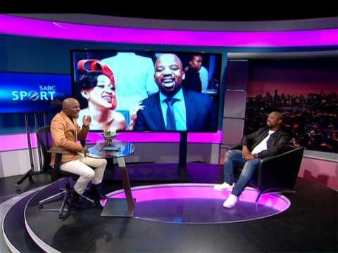 Thomas Mlambo interviews radio DJ PH Madubela