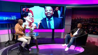Gambar cover Thomas Mlambo interviews radio DJ PH Madubela