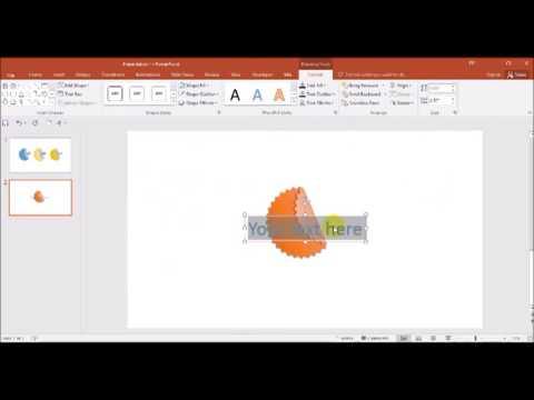 sticker peeling effect in powerpoint!! - youtube, Powerpoint templates