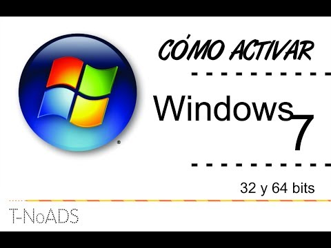 Activar Windows 7 (todas las versiones) / 32 y 64 bits