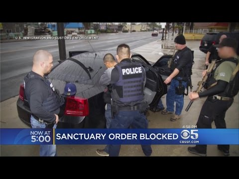 San Francisco Judge Blocks Trump Order On Sanctuary City Money
