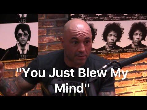 "Gavin McInnes Blows Joe Rogan's Mind.  ""You just blew my mind with that information""~Joe Rogan"