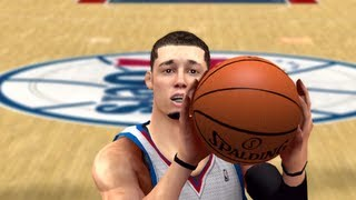 NBA 2k13 Career Mode - First Career Triple Double Ep.21