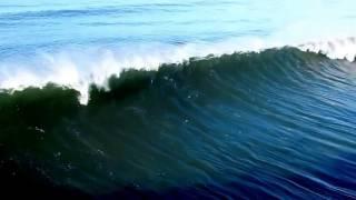 Красивые океанские волны
