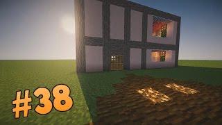 Studio radiowe w Minecraft | Pomysł na budowlę [#38]