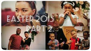 Apostolic Church of God Detroit Part 2 #HappyEaster 2015 #thel…