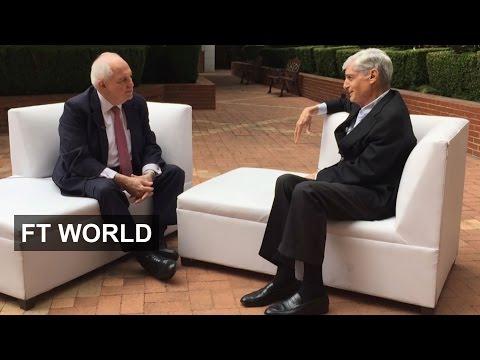 Robert Rubin and Martin Wolf on economic risks  | FT World