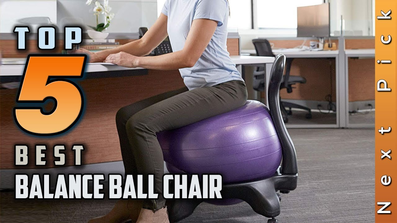Download Top 5 Best Balance Ball Chair Review in 2021