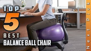 Top 5 Best Balance Ball Chair Review in 2020