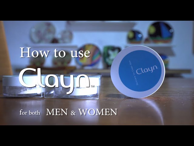 How to use Clayn - 5 Simple Steps