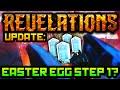 REVELATIONS: EASTER EGG STEP 1? NEW GRAVESTONE FIRE & THUNDER!