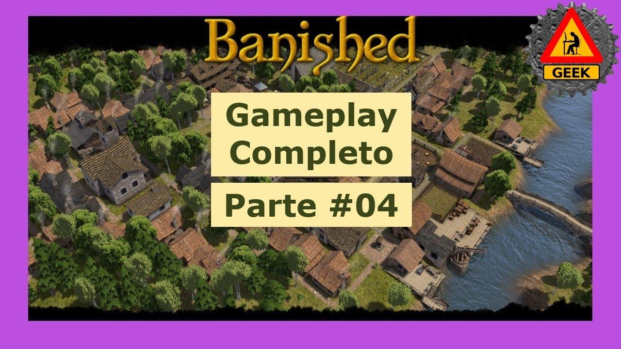 Banished - Full Gameplay parte 04 - YouTube