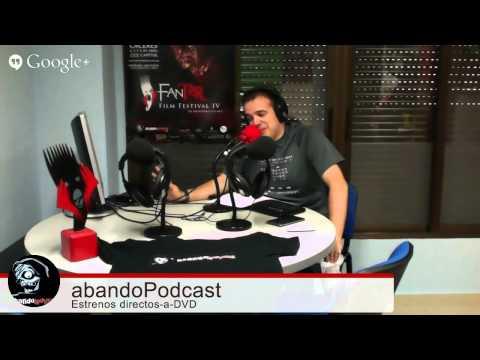 abandoPodcast en directo: Películas directas a DVD