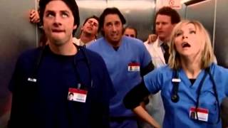 Забавный момент из сериала клиника