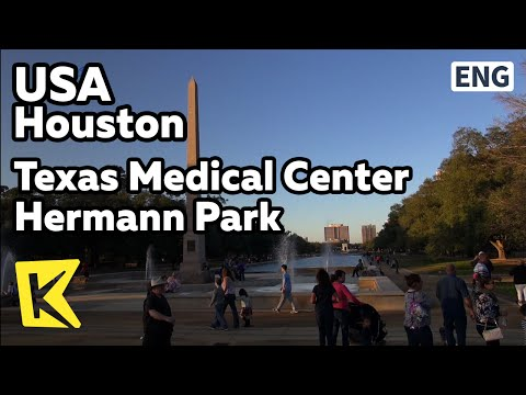 【K】USA Travel-Houston[미국 여행-휴스턴]텍사스 메디컬센터, 허먼 공원/Texas Medical Center/Hermann Park/McGovern Lake