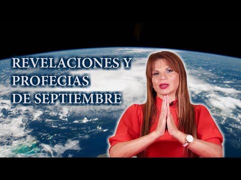 REVELACIONES Y PROFECIAS DEL MES DE SEPTIEMBRE #NUEVE #SEPTIEMBRE #ELPRINCIPIOYELFIN