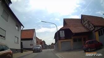 D: Gnadenberg. Gemeinde Berg. Landkreis Neumarkt i.d.OPf. Ortsdurchfahrt. Mai 2015