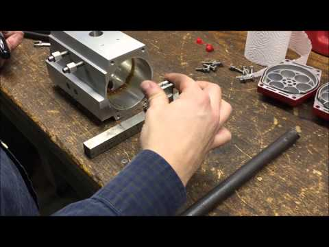 How to Reverse the Pinion in a Bray Pneumatic actuator