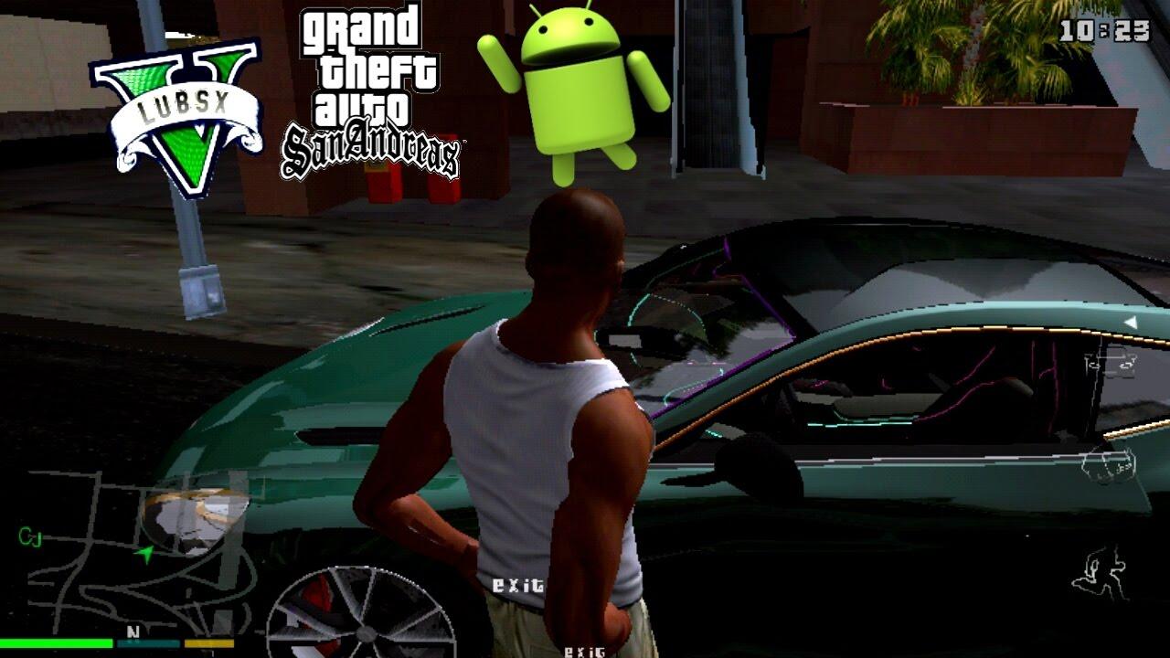 Mod road gta iv gta sa android | GTA IV: San Andreas mod for