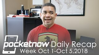 Huawei Mate 20 Pro Pricing, iPhone Xs Charging Issues more - Pocketnow Daily Recap