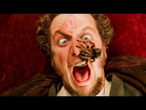 Spider Attack Scene - HOME ALONE (1990) Movie Clip