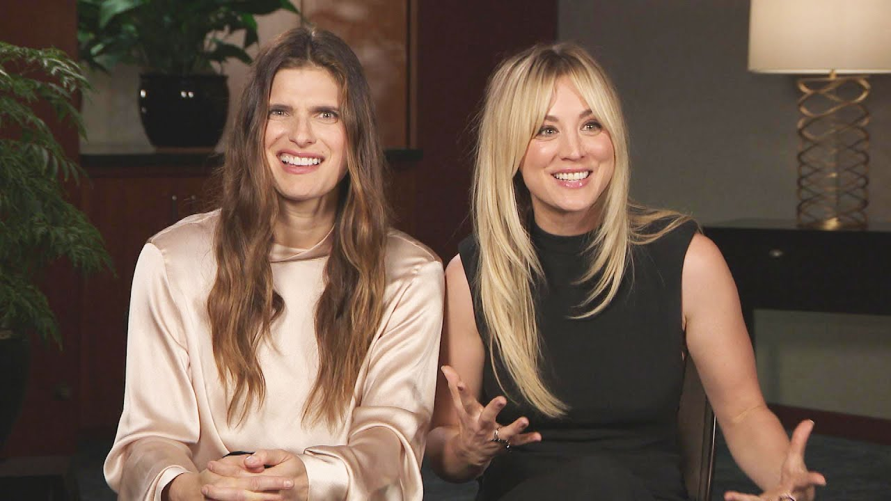 Harley Quinn Stars Kaley Cuoco and Lake Bell Reveal Why It's NOT a Cartoon for Kids (Exclusive)