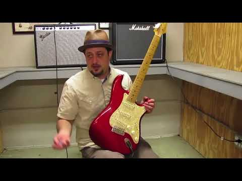Mexican Fender Strat Versus Japanese Fender Strat (Guitar Review)