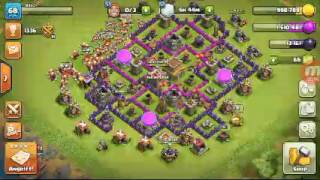 Bags oder gliches in clash of clans