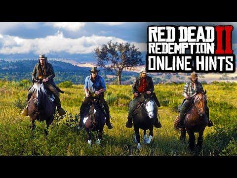 Red Dead Redemption 2 - BIG RED DEAD ONLINE DETAILS! News & Why RDR2 Multiplayer is in BETA! (RDR2)