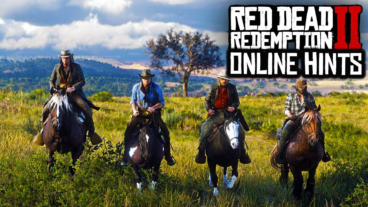 Red Dead Redemption 2 - BIG RED DEAD ONLINE DETAILS! News & Why RDR2 Multiplayer is in BETA! (RD