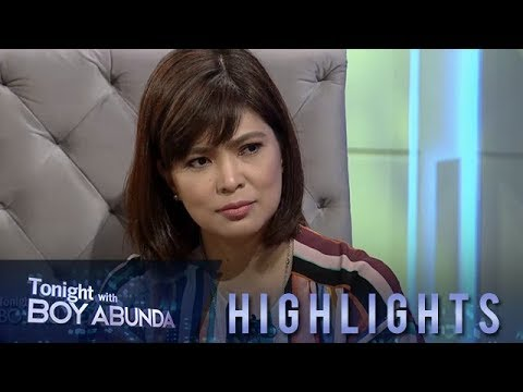 TWBA: Lani shares how she accepted Bong Revilla's other child