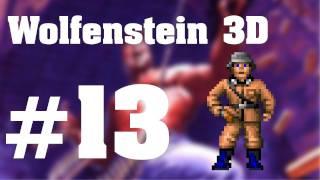 Wolfenstein 3D #13 - Najbardziej pokręcony epizod