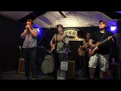 #7 Poor House Bistro Blues Jam Tues July 25, 2017