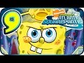 SpongeBob Atlantis SquarePantis Walkthrough Part 9 (PS2, Wii) ☼ Level 9 ☼