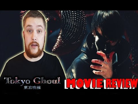 Tokyo Ghoul – Live Action Movie Review
