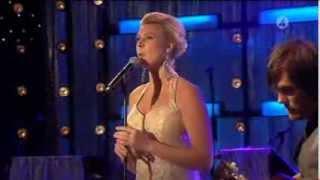 """Sanna Nielsen: """"Jul, jul, strålande jul"""" (Sweden, 2012)"""
