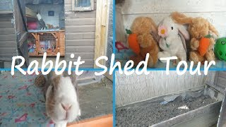 Rabbit Shed Tour | February 2014