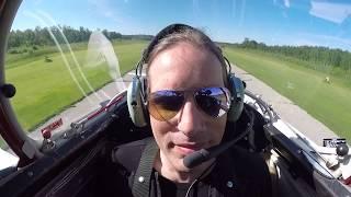 Pitts Aerobatic Flight July 5, 2017
