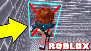 TRAPPED IN THE SECRET ROOM!! (Roblox Murder Mystery 2)