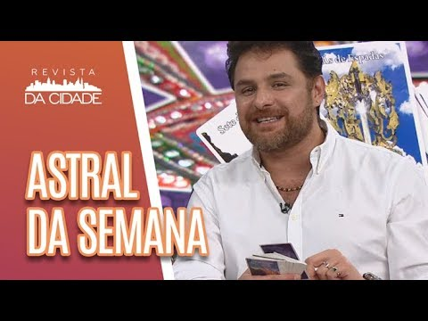 Previsão Dos Signos, Tarot E Energia Da Semana - Revista Da Cidade (21/05/18)