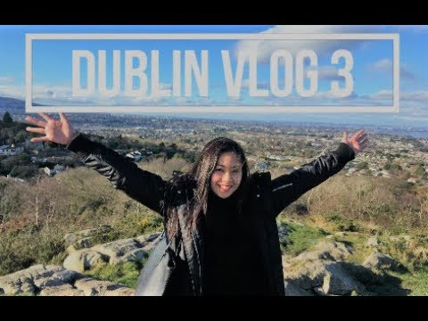 S♡S Dublin Vlog 3: Killiney Hill + Bray